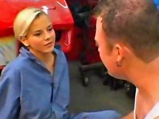 Youung Blonde Girl Fuck With Faather Hardly 1