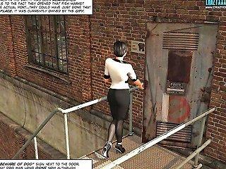 3d Comic Vox Populi 1 3