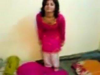 Girl Friend Dress Changing