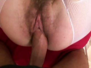 Hairy Teen Loves To Fuck